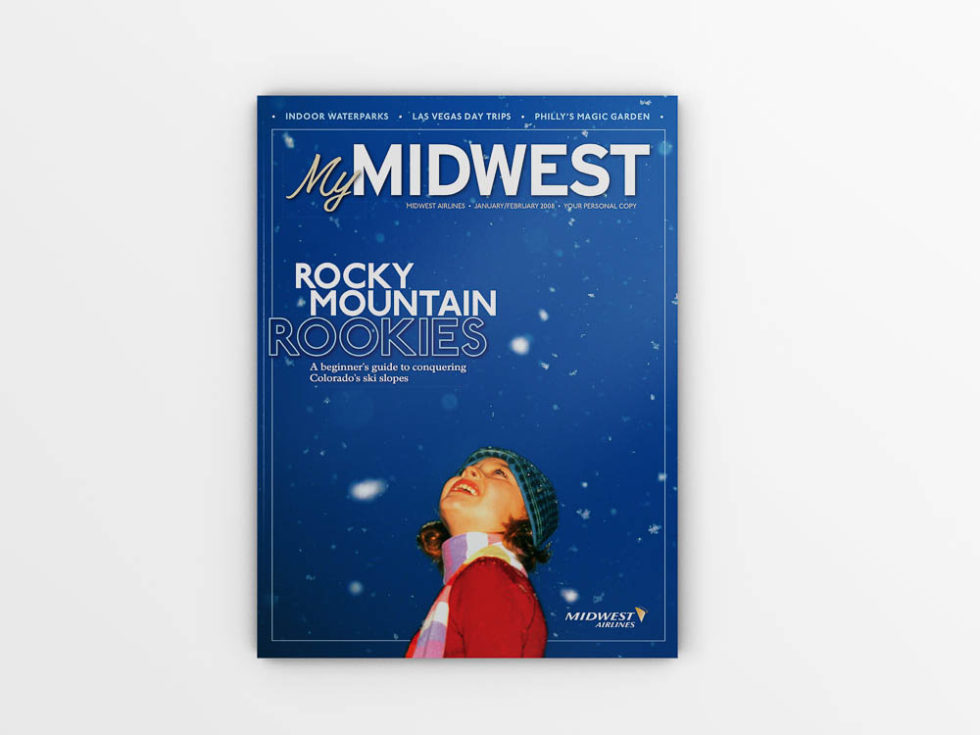 """My Midwest Magazine Cover Feature: """"Rocky Mountain Rookies"""""""