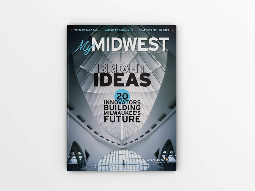 """My Midwest Magazine Cover Feature: """"Bright Ideas"""""""
