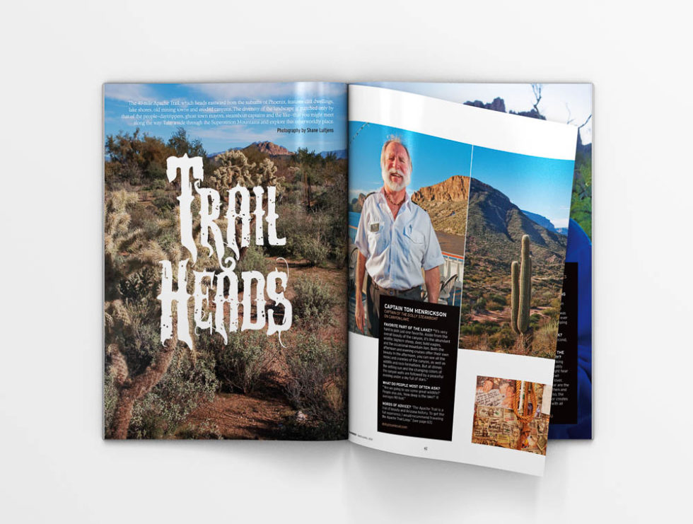 My Midwest Magazine: Trail Heads