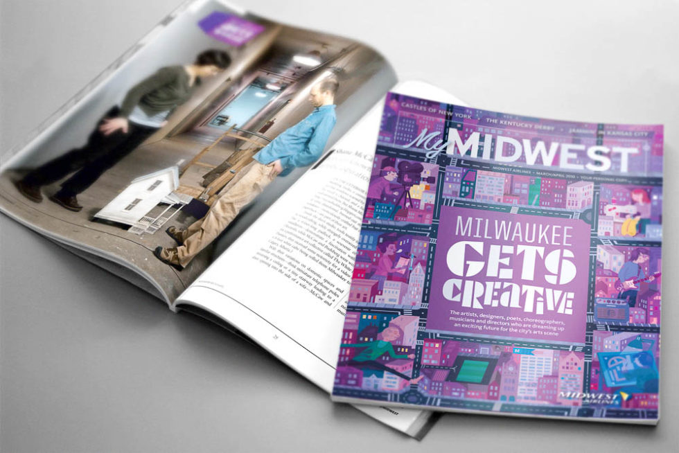 Covers from My Midwest Magazine