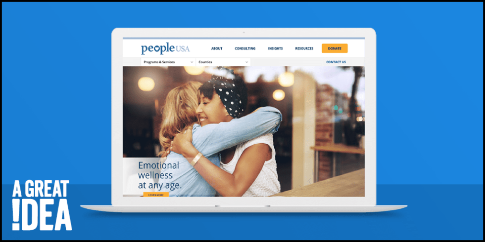 People USA Site Redesign